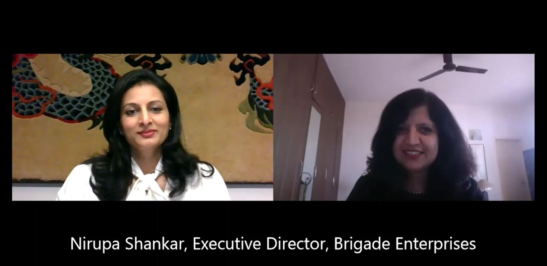 Interview with Nirupa Shankar