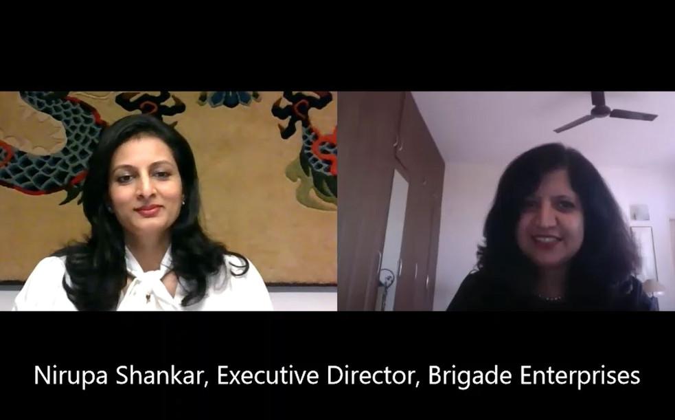 Interview with Nirupa Shankar