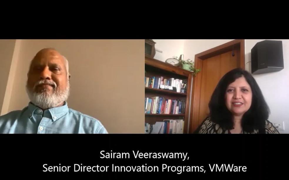 Interview with Sairam Veeraswamy