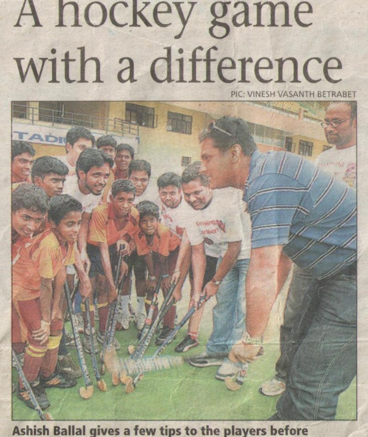 Bangalore Mirror, 25th August, 2008