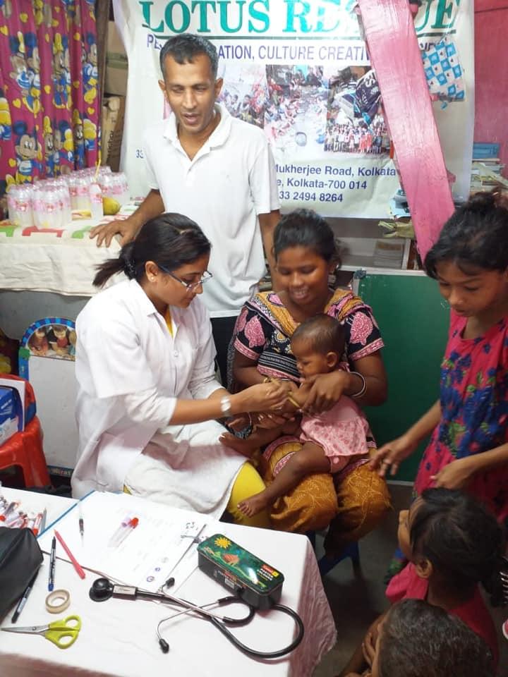 Free health checkup