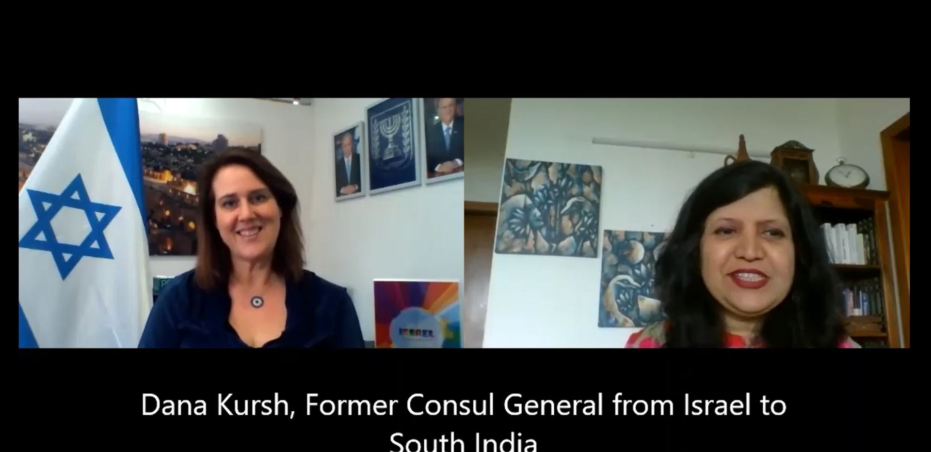Interview with Dana Kursh