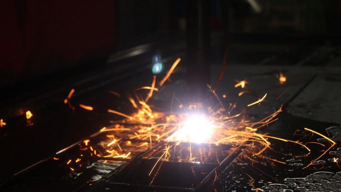 Corte Plasma CNC