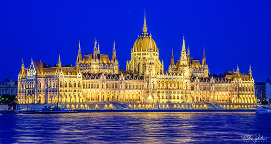 Parliment Blg in Budapest
