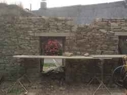 Mur Pierre sèche Marlais 44410