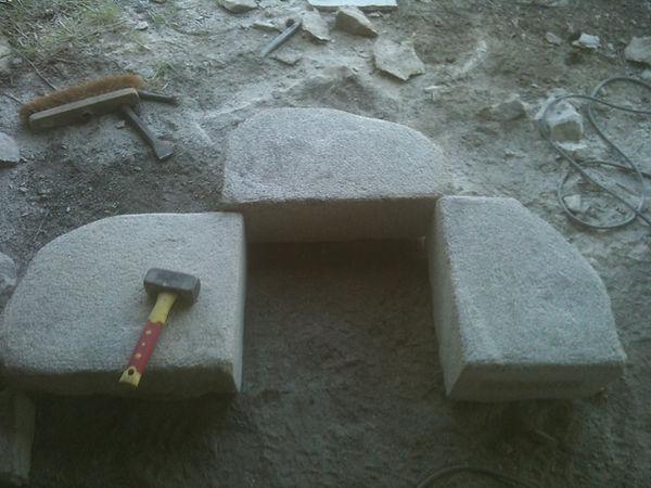 taille de pierre 44410 Herbignac 0616604204 Crusson stephane