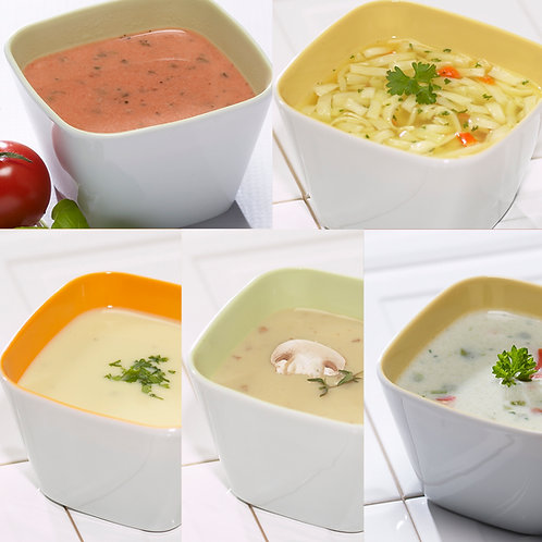 Variety Soup Flavor Packets