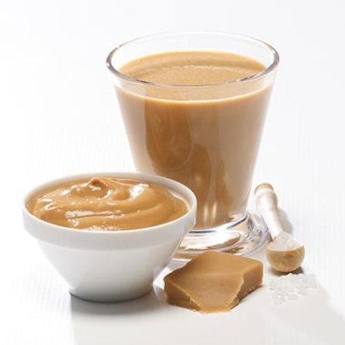 New! Salted Caramel Pudding or Shake