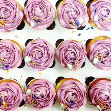 Very Berry Cupcakes