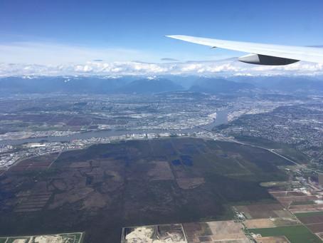 Semaine 42 : De Gold Coast (Australie) à Vancouver (Canada)
