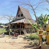 Notre cabane en Bamboo