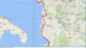 Tour du monde à vélo en famille itinéraire Albanie