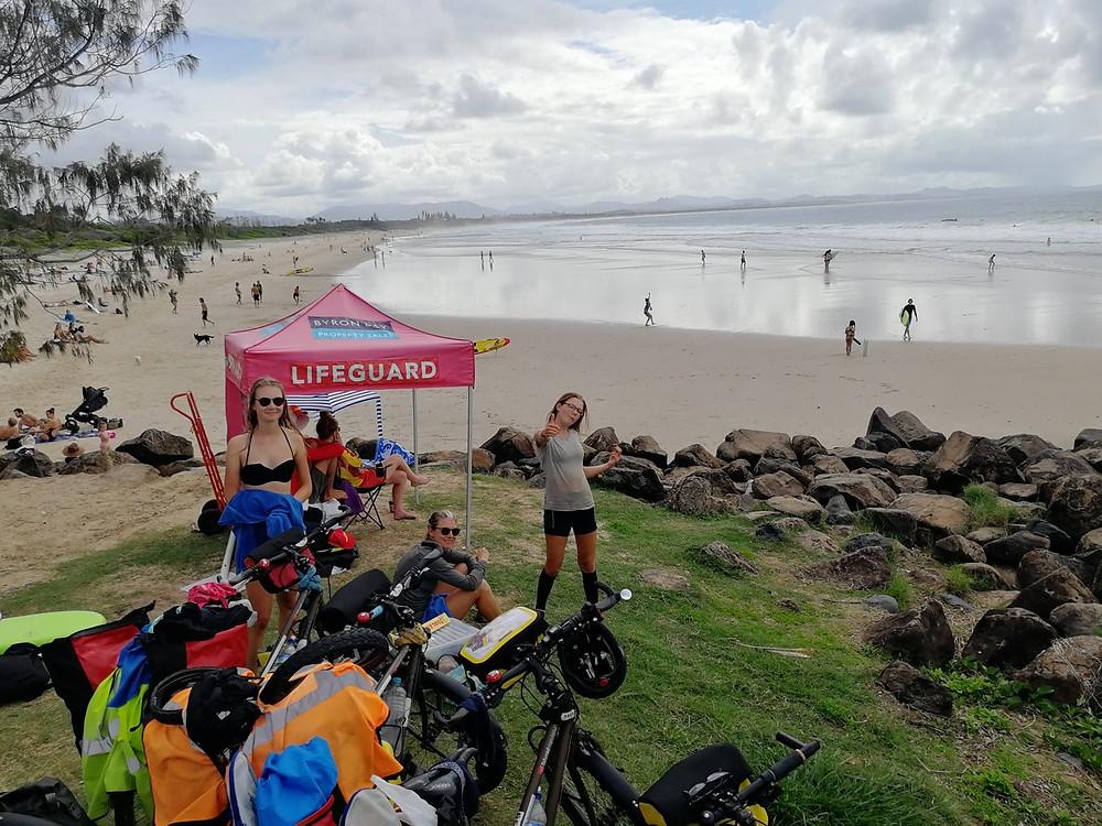 Tour du monde en famille en vélo - Australie