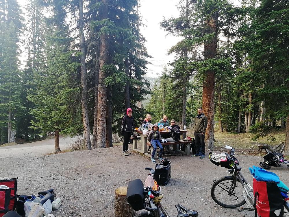 Tour du monde à vélo en famille : Wilcox