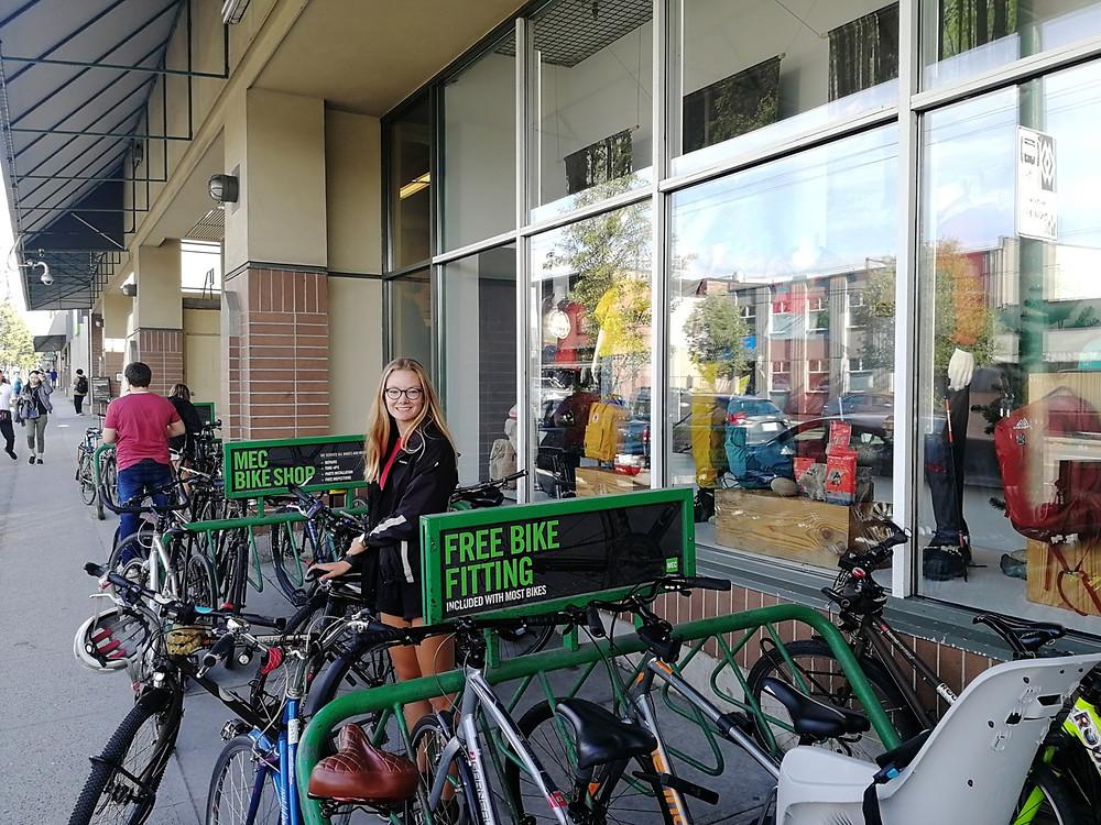 Tour du monde en famille à vélo : Vancouver