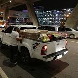 Arrivée en Thaïlande