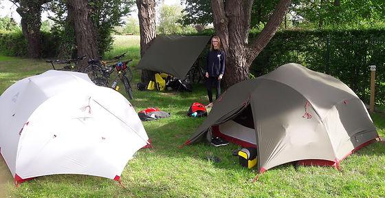 Camp Rouyer Tour du monde