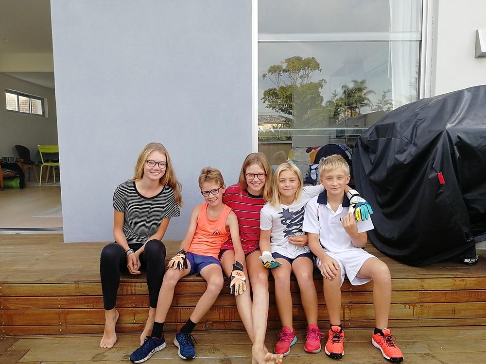 Tour du monde à vélo en famille 2018 - 2019 : Australie