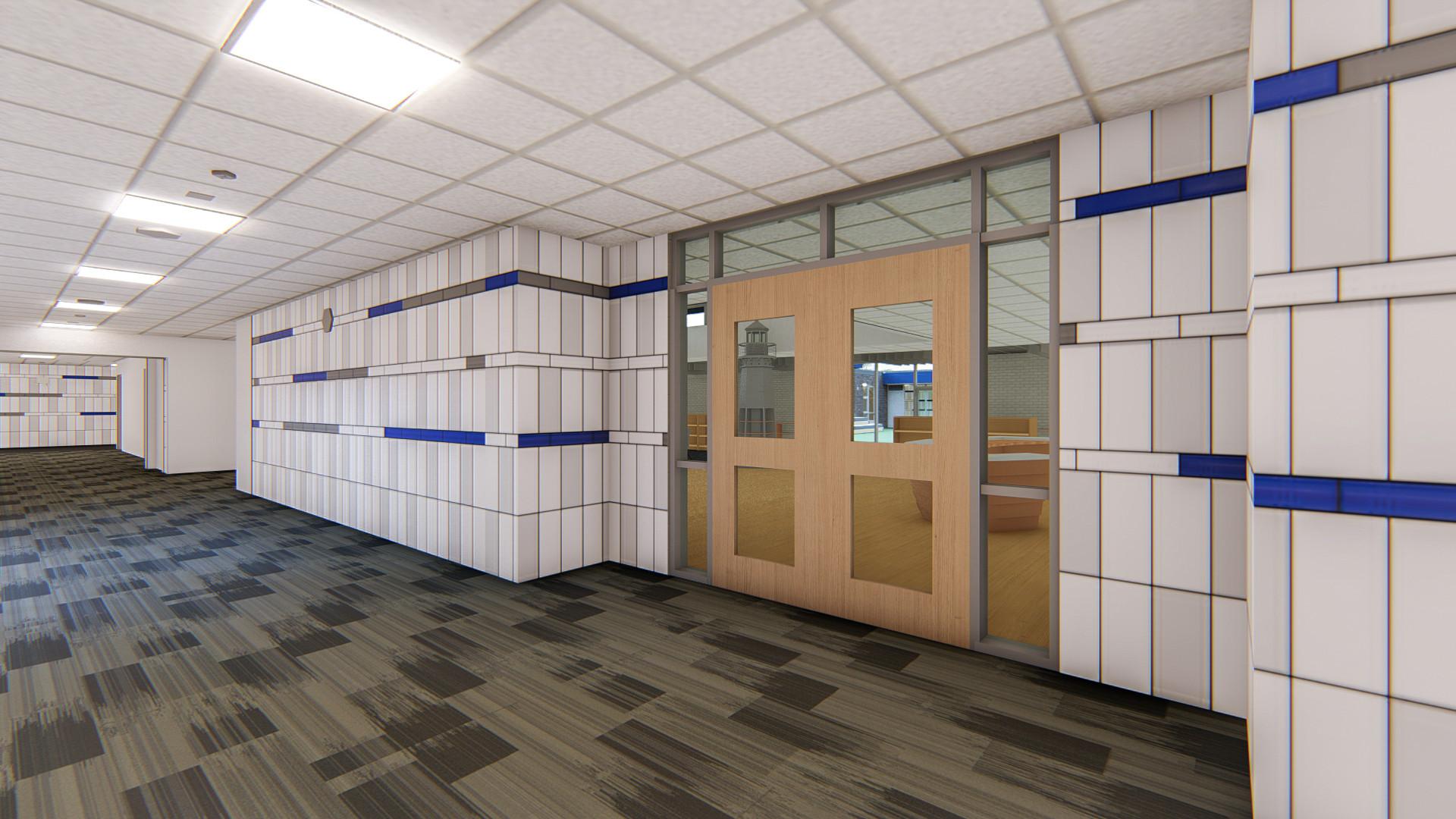 Mona - Ross Park - Tile Pattern Typical