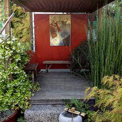 Rencontres au jardin (suite)