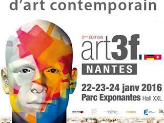 """Chantal à """"art 3f"""""""