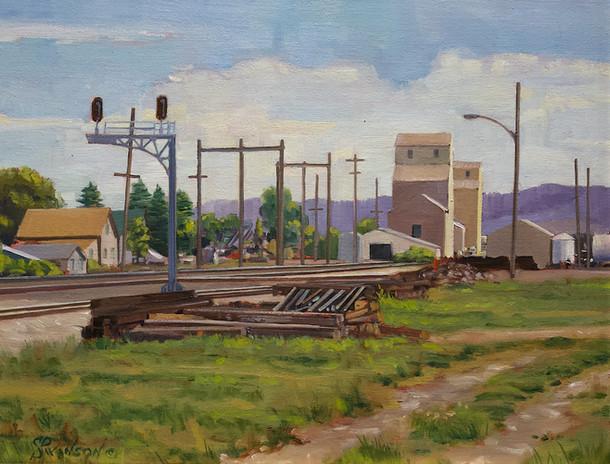 """Railyard Elevators"""