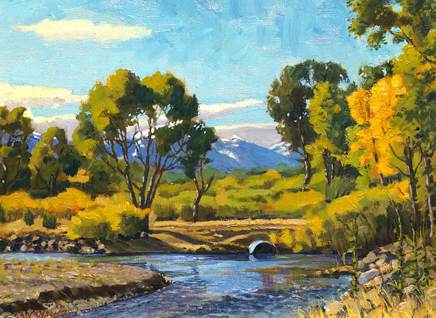 """""""Bend In The River"""""""