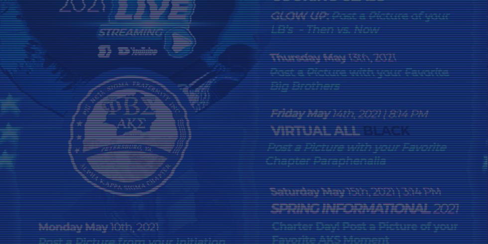 AKS Week 2021: Virtual All Black