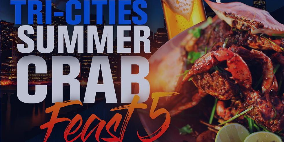 5th Annual Tri-Cities Summer Crab Feast