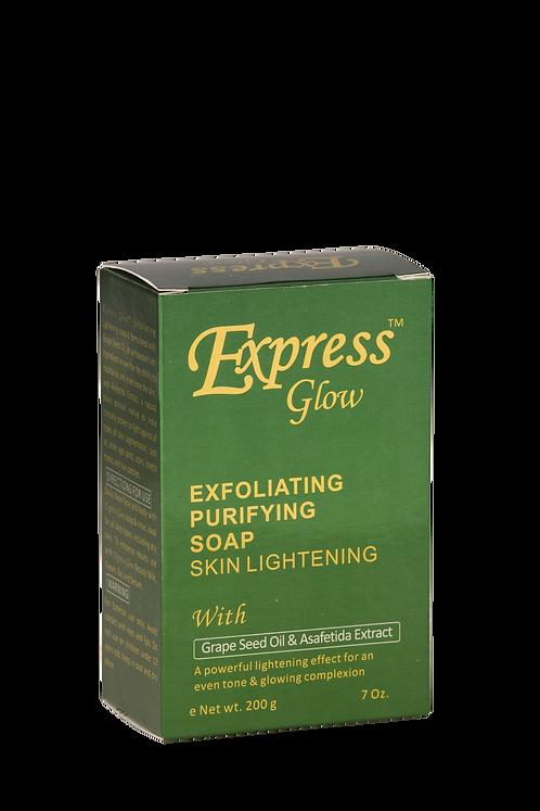 Express Glow Exfoliating Purifying Soap