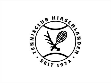 Neues Logo des Tennisclub Hirschlanden