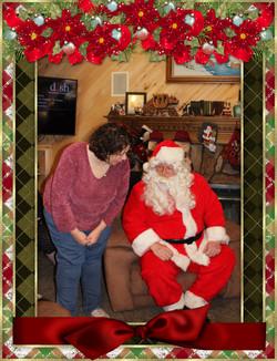 Santa & Mande