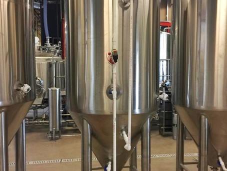 Another wonderful job done at EuDora Brewing Company!