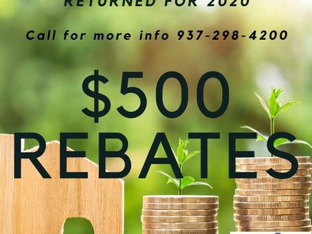 2020 Tax Credits Are In!