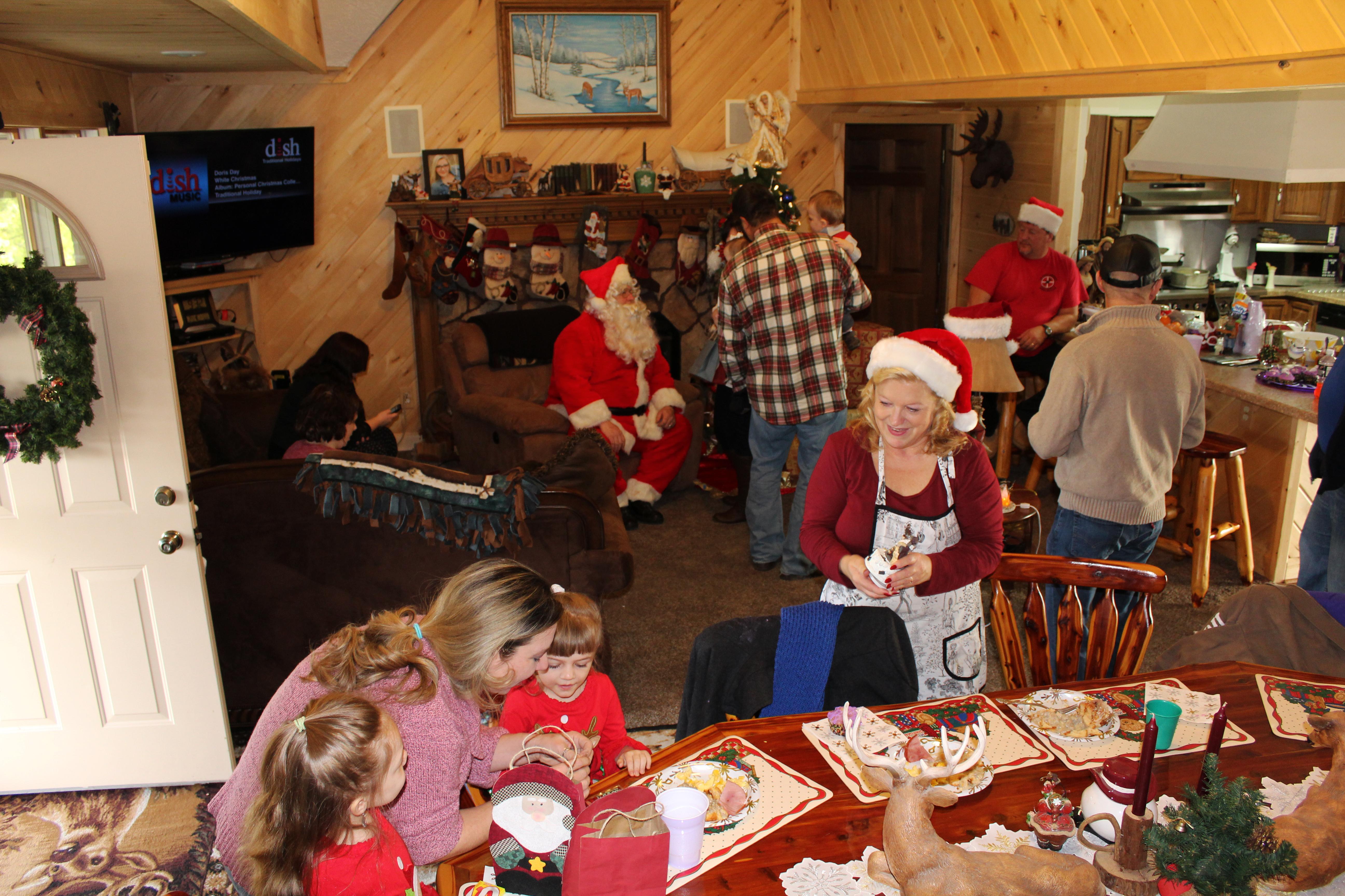 Santa & Southtown Family pt 1