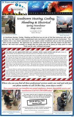 Spring Newsletter-1