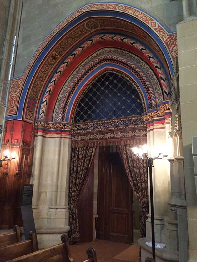Geneva-chapel