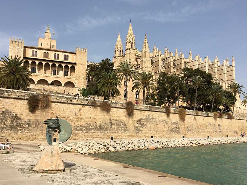 The heart of Palma