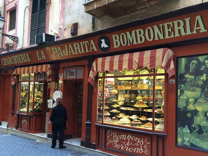 Palma-Bombomiera