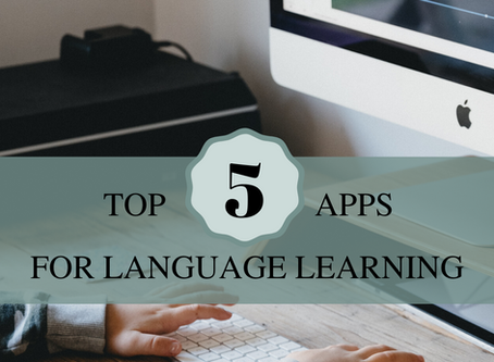 Top 5 Language Learning Apps for Teaching Homeschooled Students