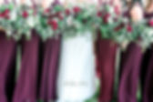 Wedding Floral - Winter Wedding - Port Charlotte Florida