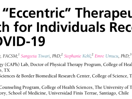 Our recent collaborative paper on Covid-19
