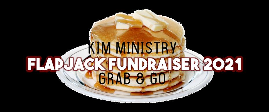 KIM Ministry Flapjack Fundraiser