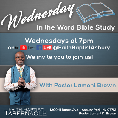 Wednesday in the Word Bible Study