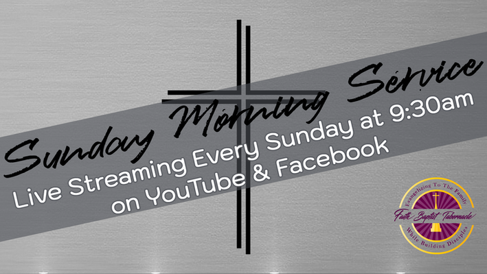 Sunday Morning Service 2020