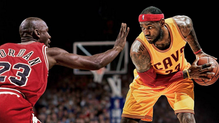 The WOAT: Jordan vs. Lebron Debates