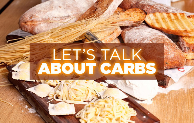 """""""Carbs are bad for you""""is a myth"""