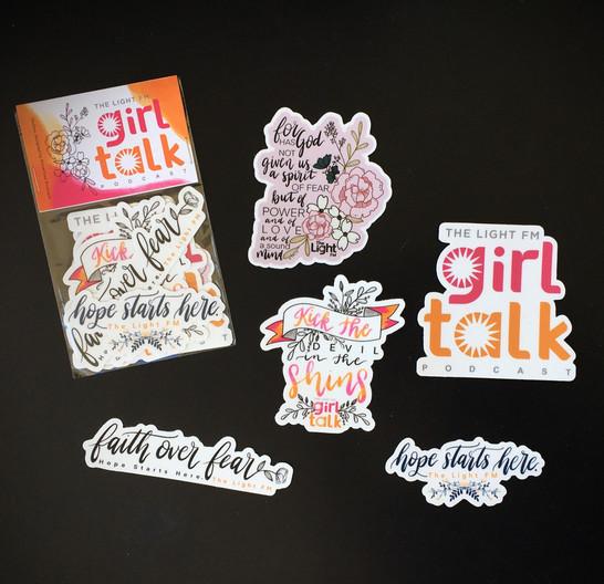 The Light FM, Girl Talk Podcast