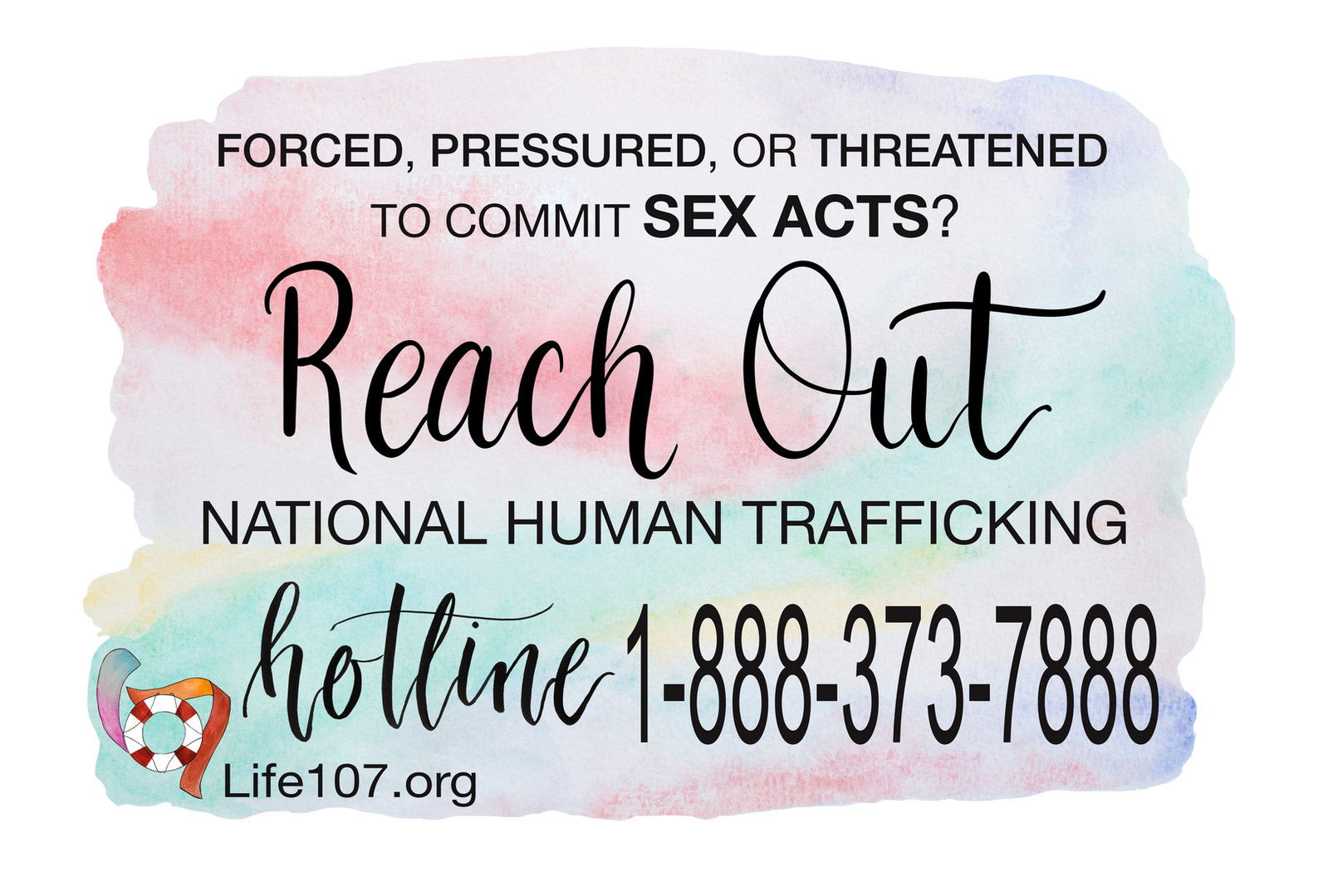 Hotline Graphic: Life 107