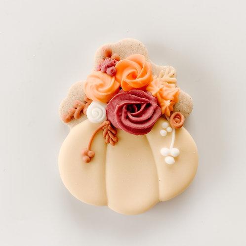 Floral Pumpkin Cutter